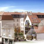 Appartements neufs au centre-ville de Besançon