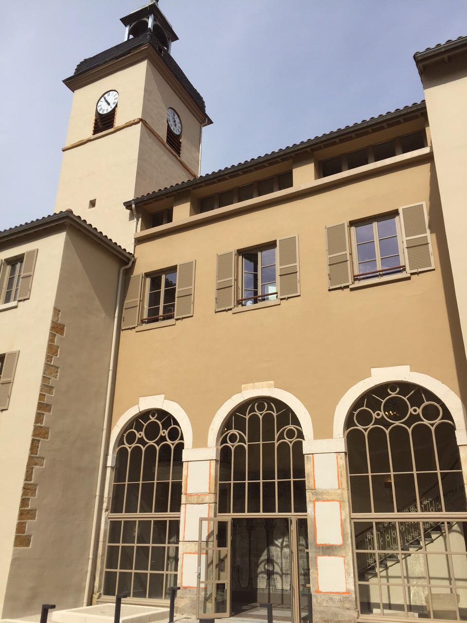 Abbaye de la Rochette Caluire