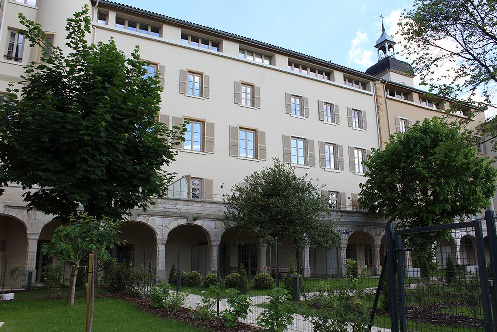 Appartement neuf dans un programme de rénovation proche de Lyon