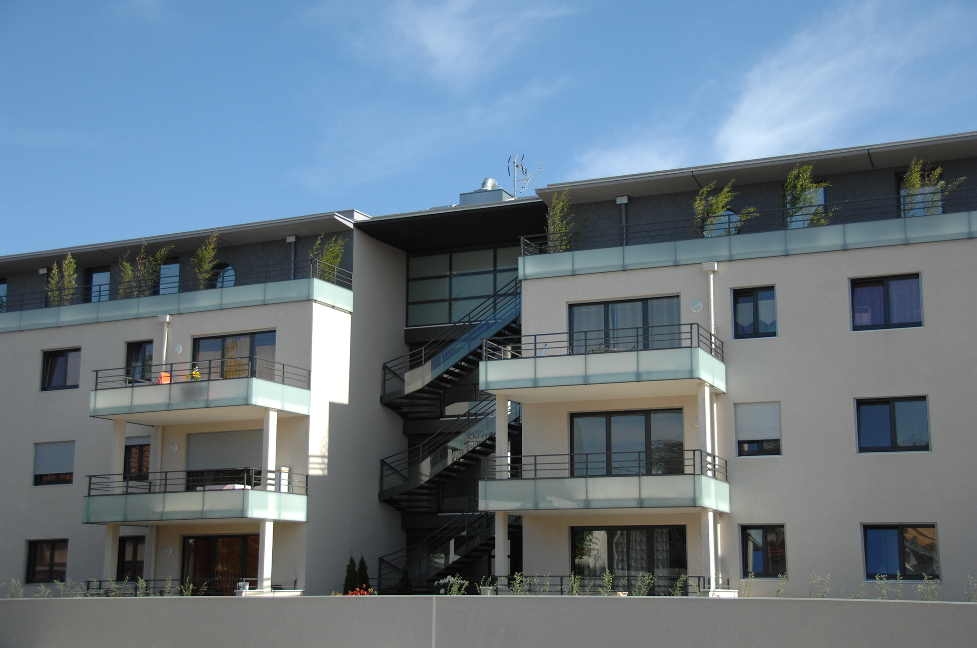 Le Mondrian Besançon, immobilier neuf