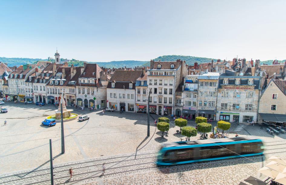 Immobilier : pourquoi habiter au centre-ville de Besançon ?