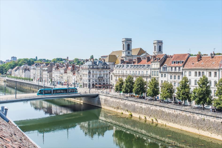 Pourquoi habiter au centre-ville de Besançon