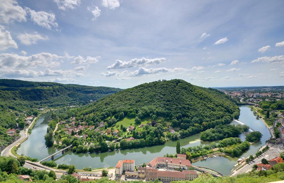 La boucle du Doubs ©Thomas Bresson CC