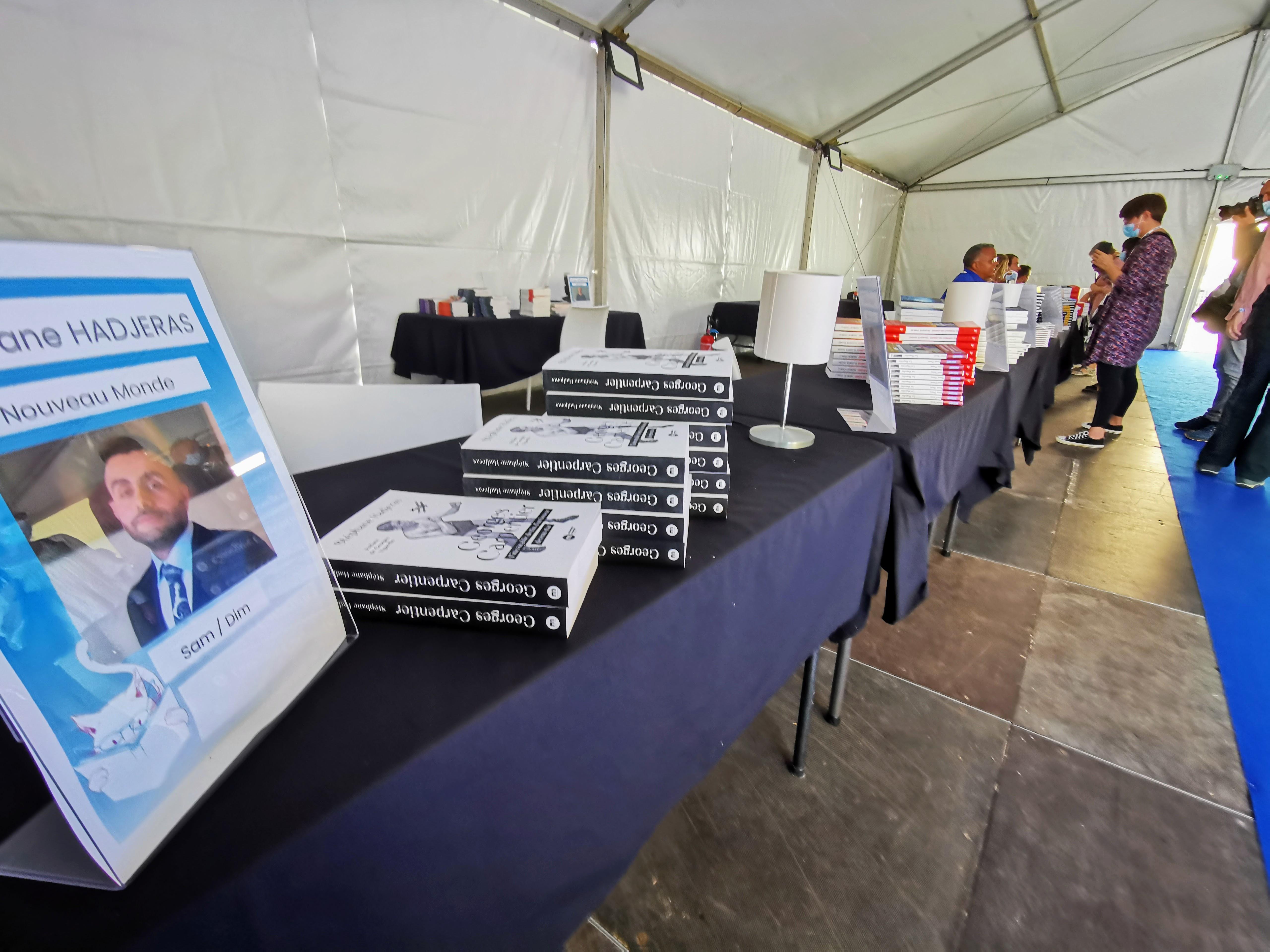 LIVRES DANS LA BOUCLE 2021 : SMCI EDITEUR IMMOBILIER DE NOUVEAU PARTENAIRE