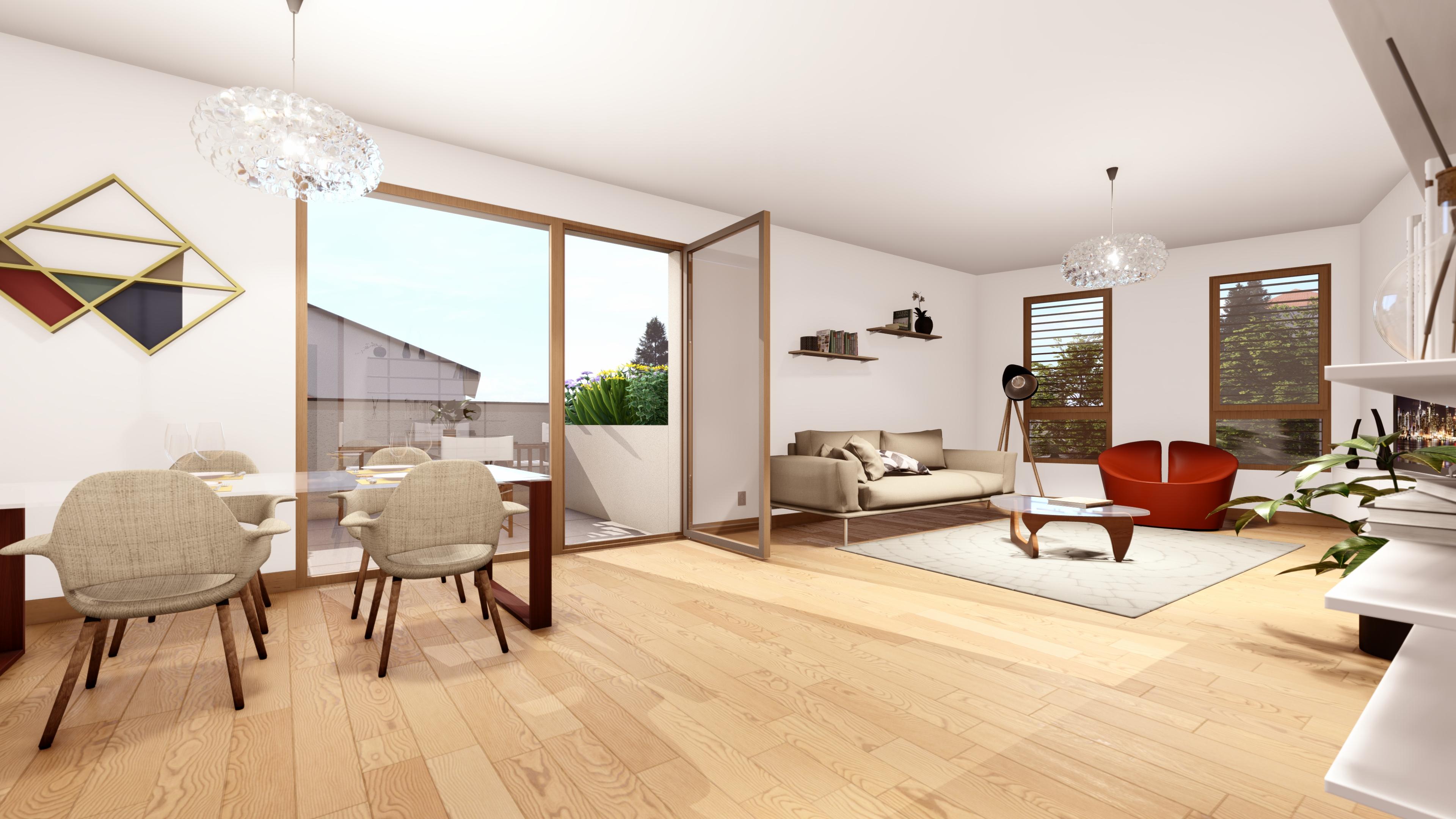 Achat appartement neuf en VEFA