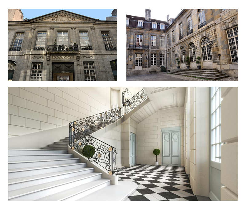 Appartement neuf centre-ville Besançon