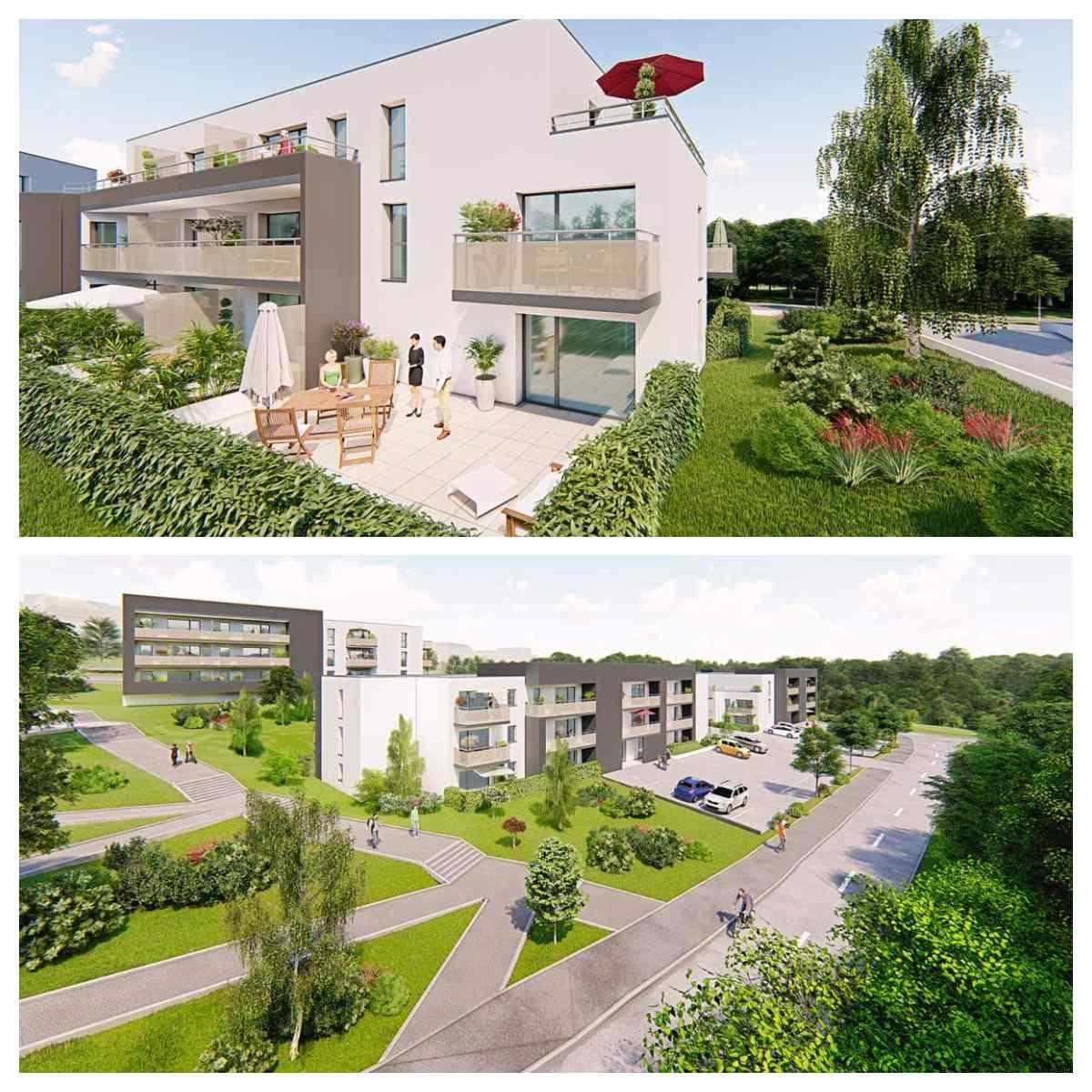 Immobilier neuf Besançon Naturia