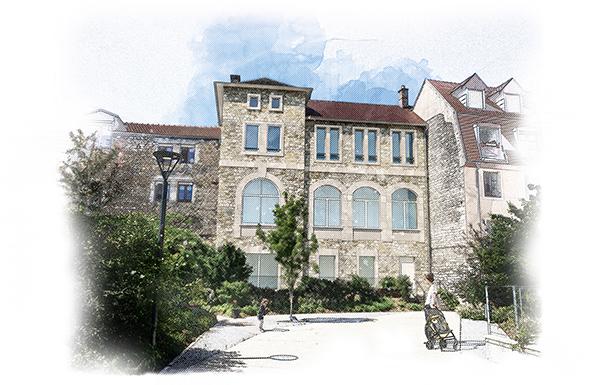 Immobilier neuf centre-ville Besançon