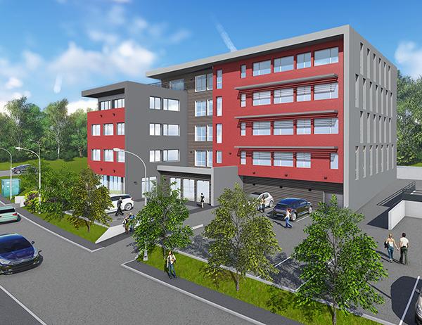 Immobilier tertiaire bureaux Besançon