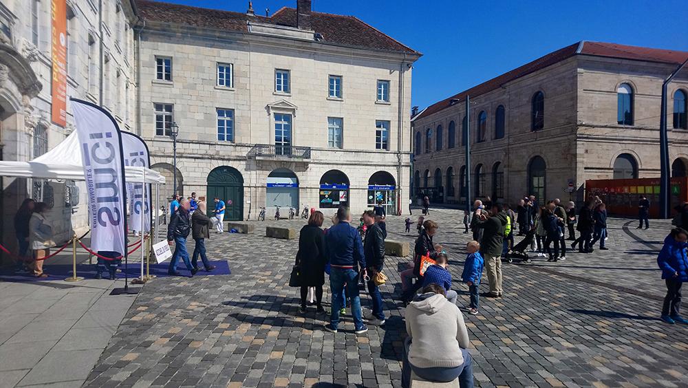 Journée Portes Ouvertes ancien Conservatoire de Besançon