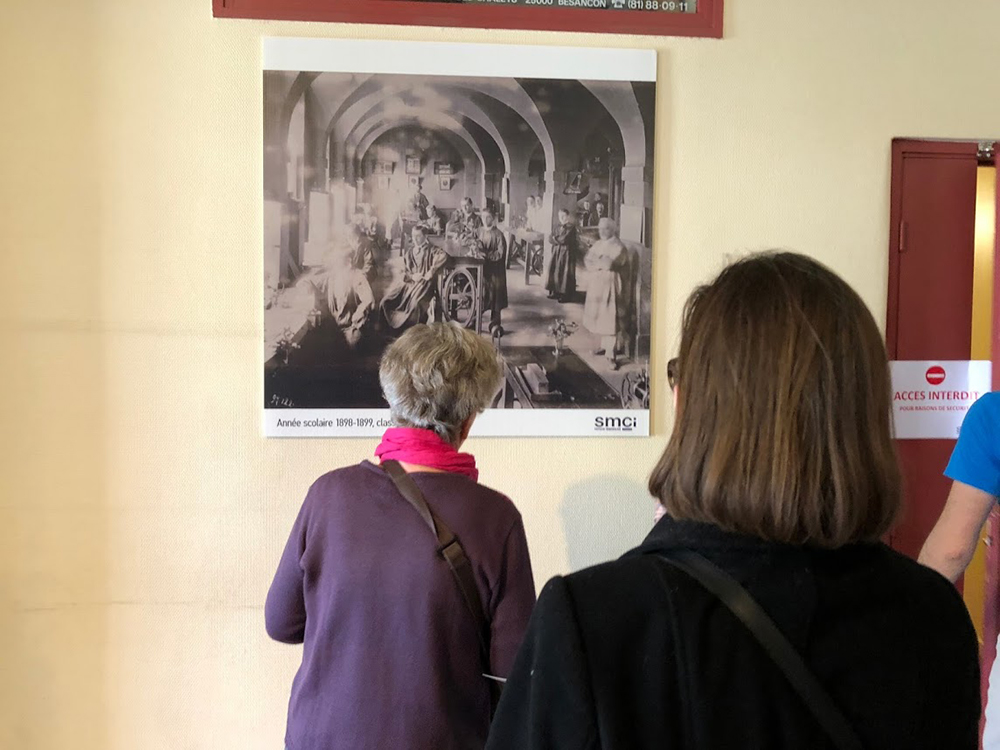 Journée Portes Ouvertes ancien Conservatoire Besançon