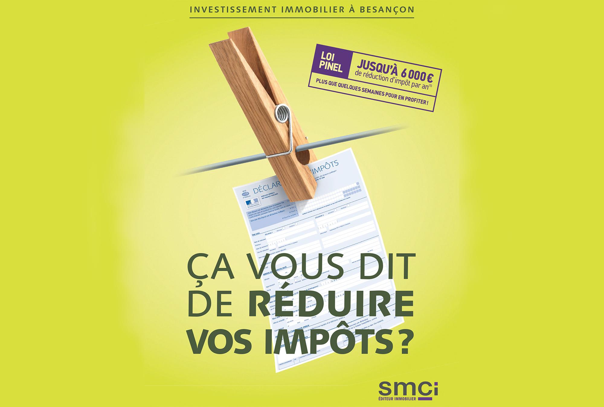 Réduire ses impôts à Besançon