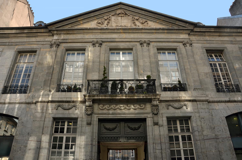 Hôtel Terrier de Santans à Besançon