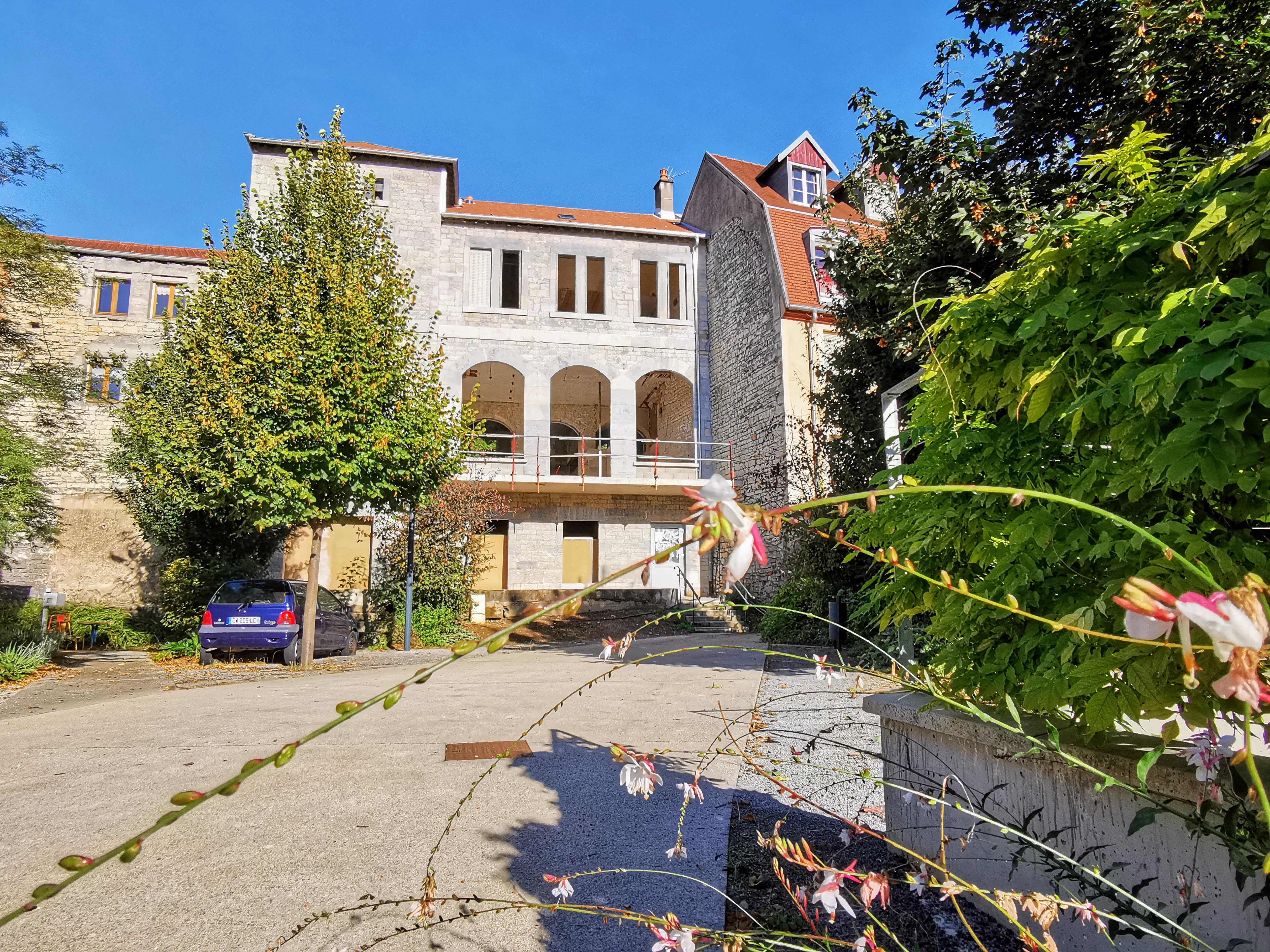 Des appartements éligibles au dispositif Malraux à Besançon !