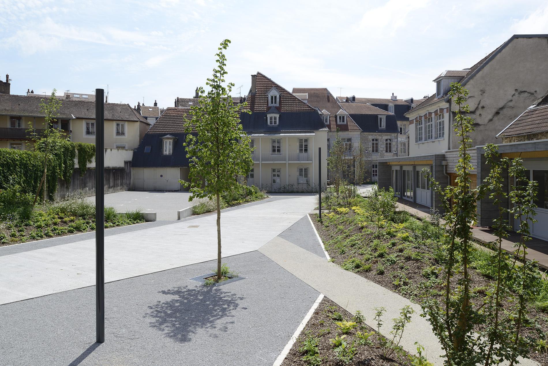 Le Clos Chapelaine, centre-ville Besançon