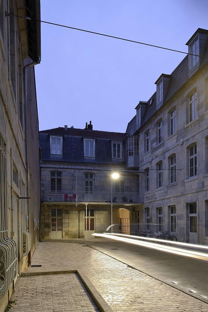 Le 11 Battant à Besançon