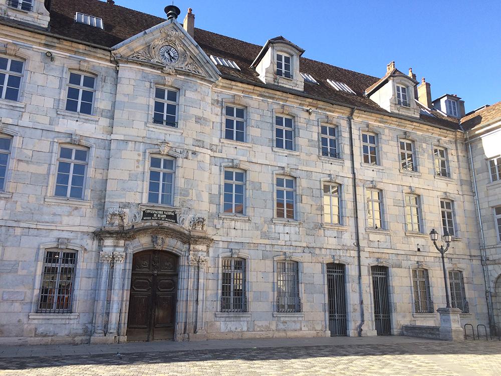 Immobilier Le Conservatoire Besançon