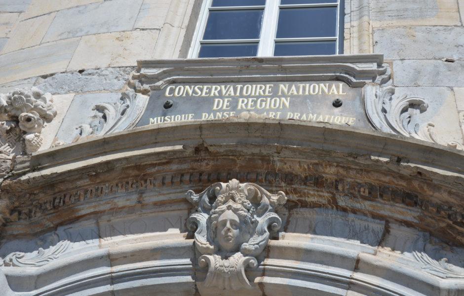 Façade résidence Le Conservatoire