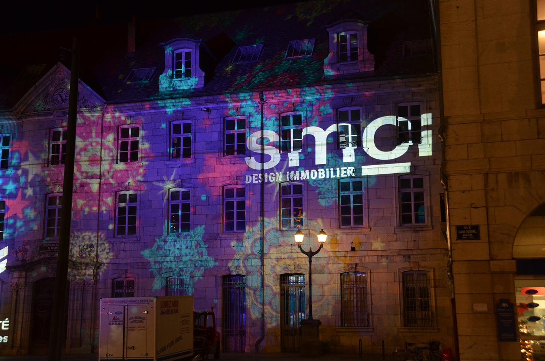 Illumination façade Conservatoire