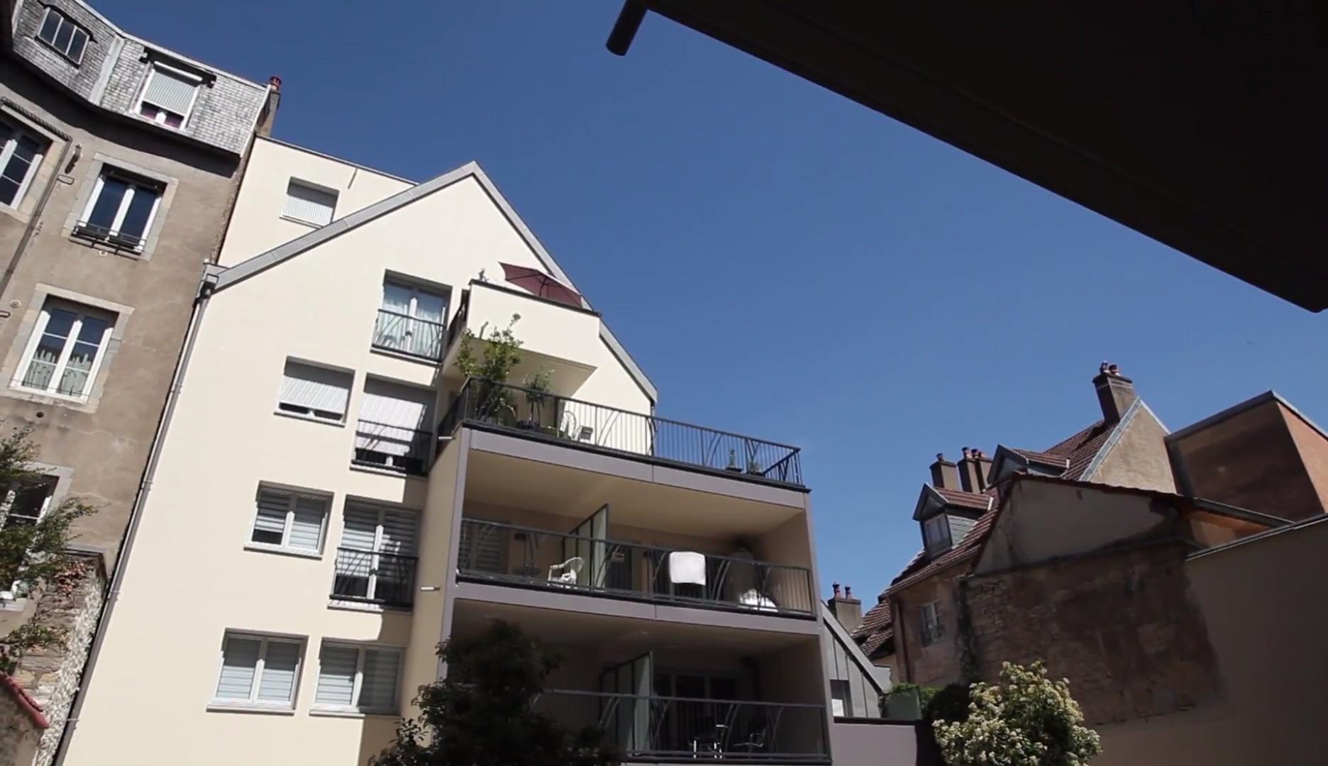 Le Cours Saint-Amour Besançon