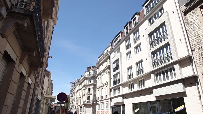Appartement neuf dans la résidence Le Cours Saint-Amour