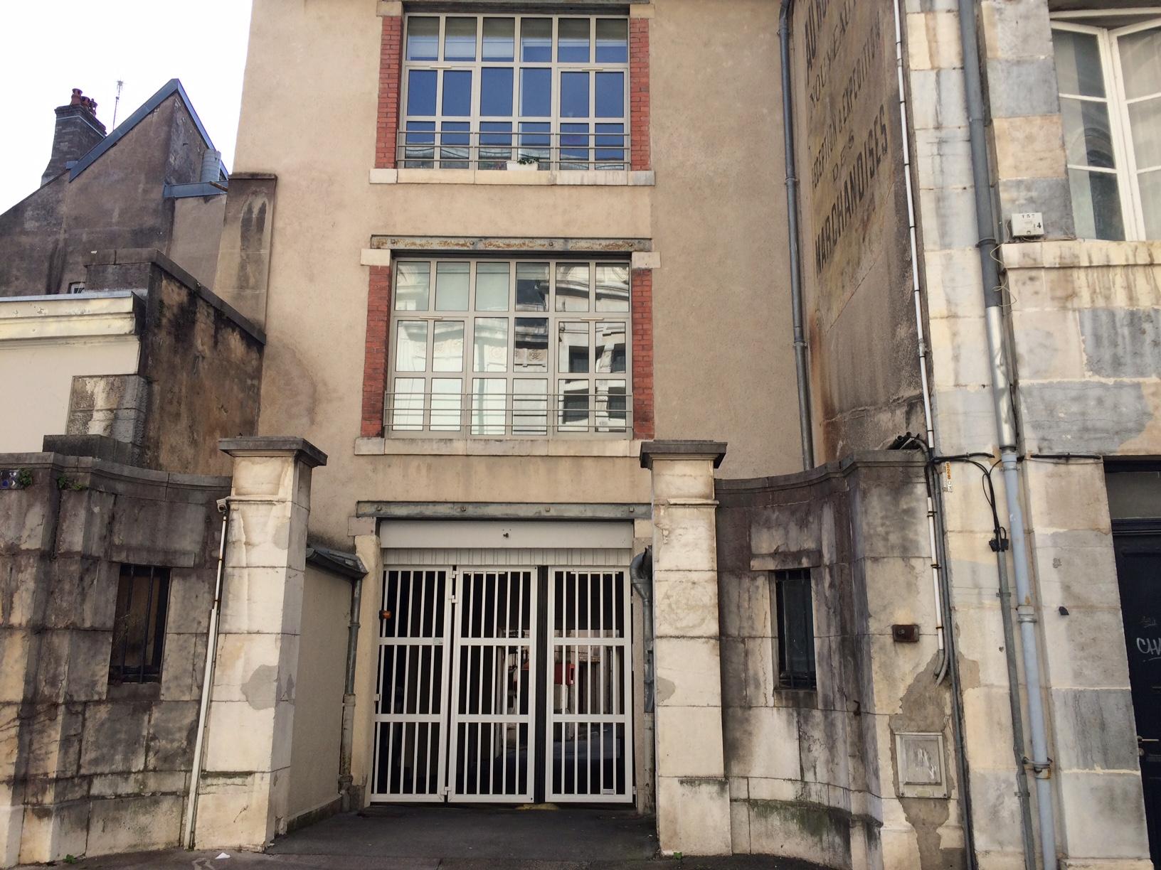 Local professionnel centre ville de Besançon