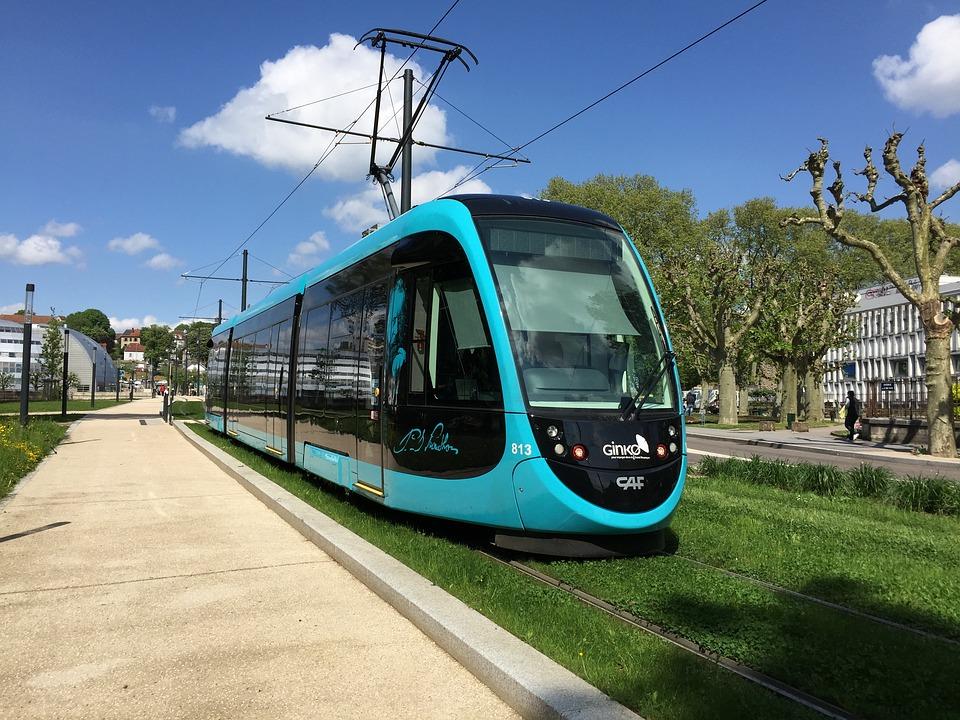 Transports à Besançon
