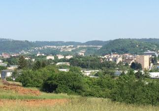 Quartier des Tilleroyes à Besançon