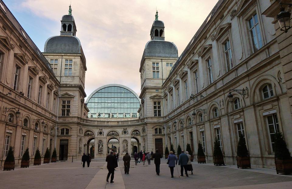 Ville de Lyon, hôtel de ville