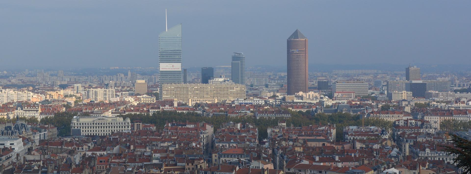 Lyon une métropole en pleine expansion