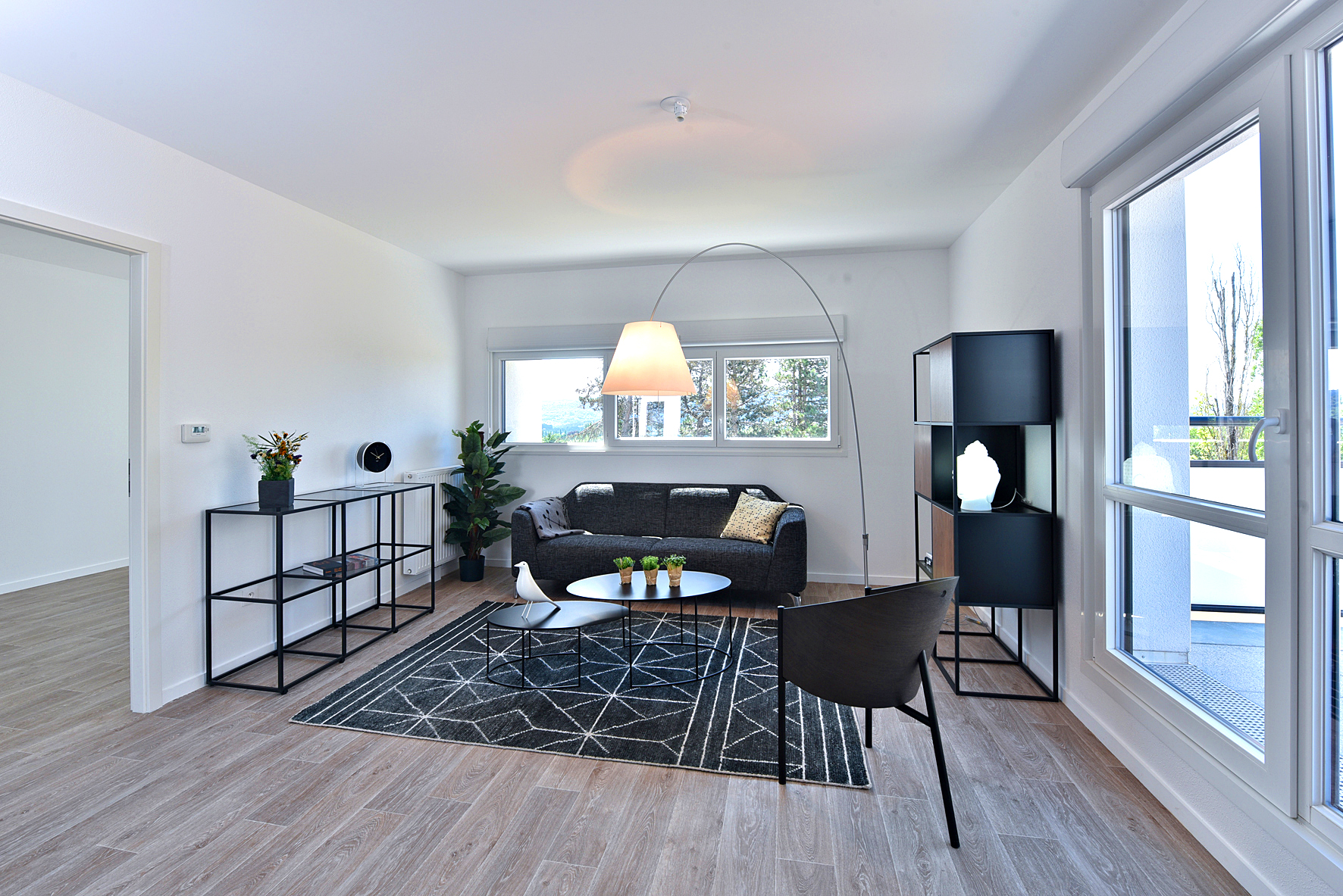 Des appartements neufs de grande qualité
