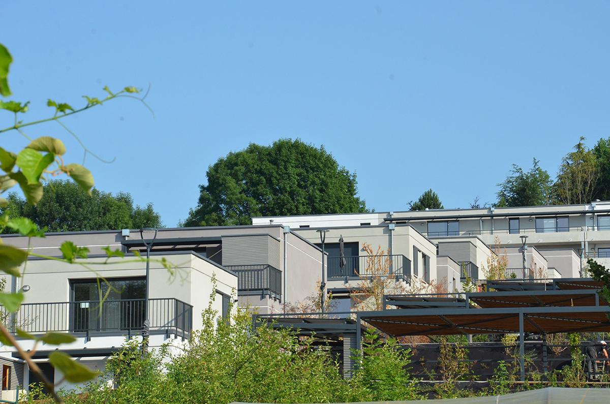 Quartier O2 Tilleroyes à Besançon