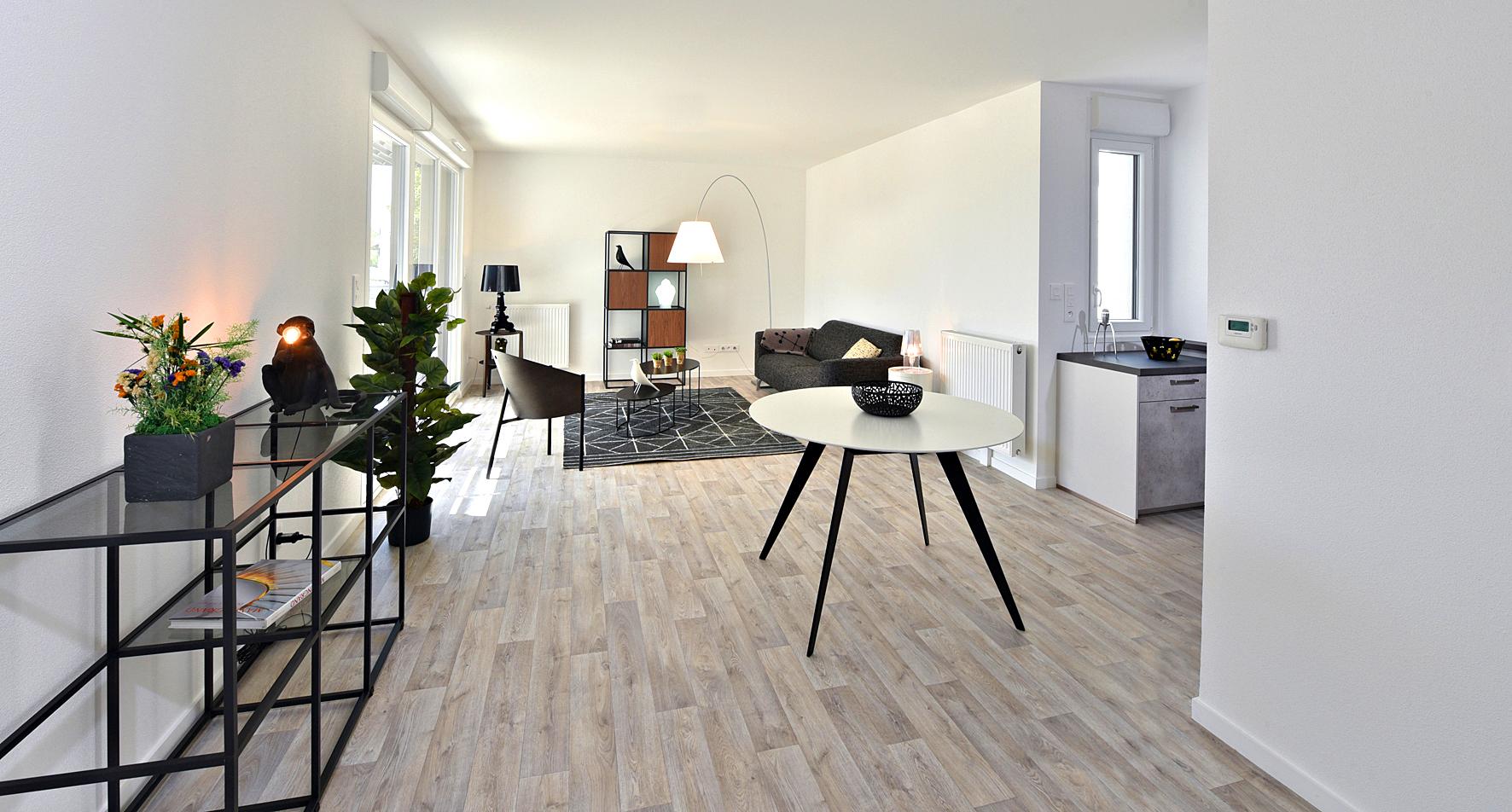 Acheter un appartement neuf avec SMCI