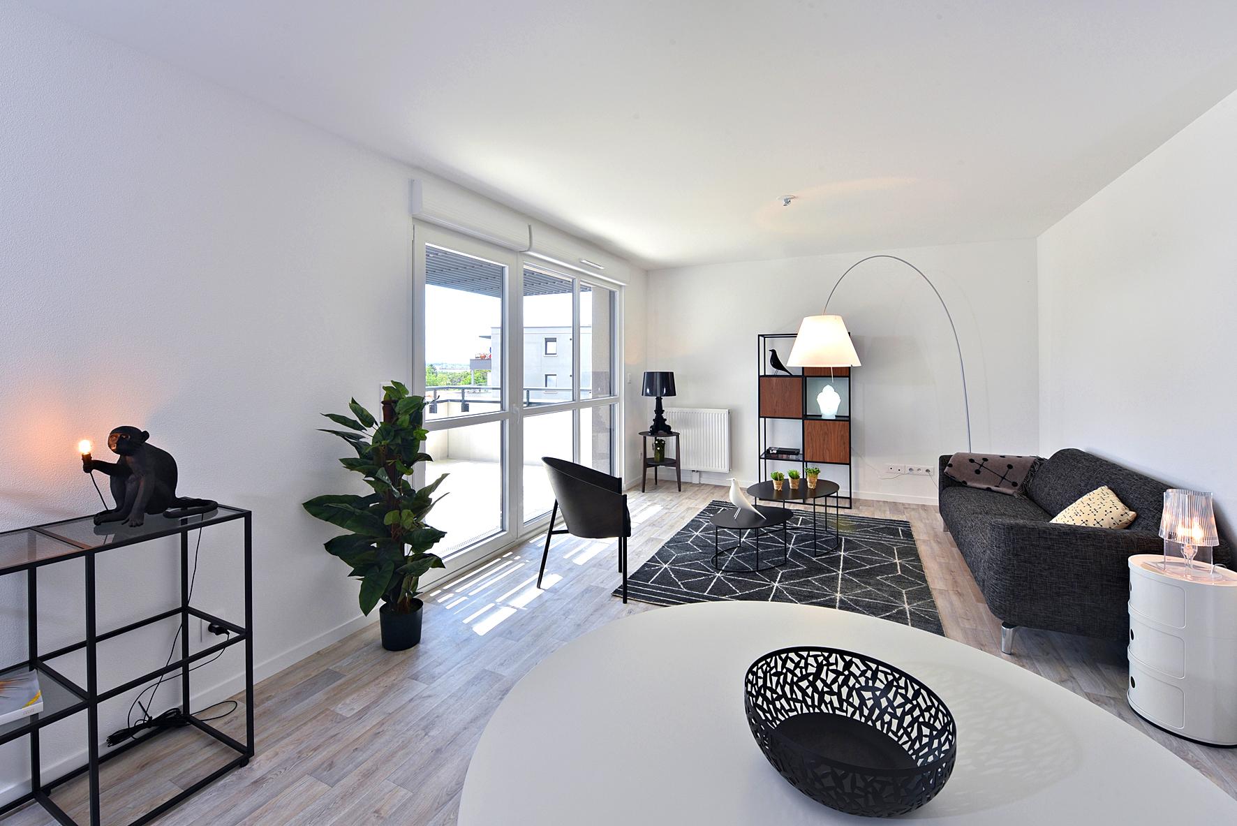 Appartement neuf à acheter SMCI