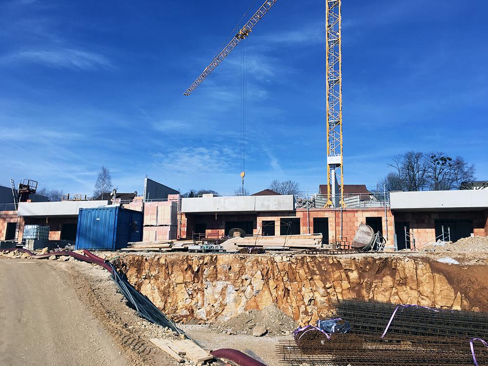 Programme immobilier neuf à Besançon