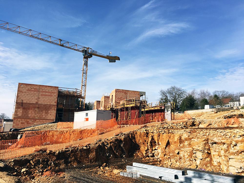 Achat immobilier neuf à Besançon