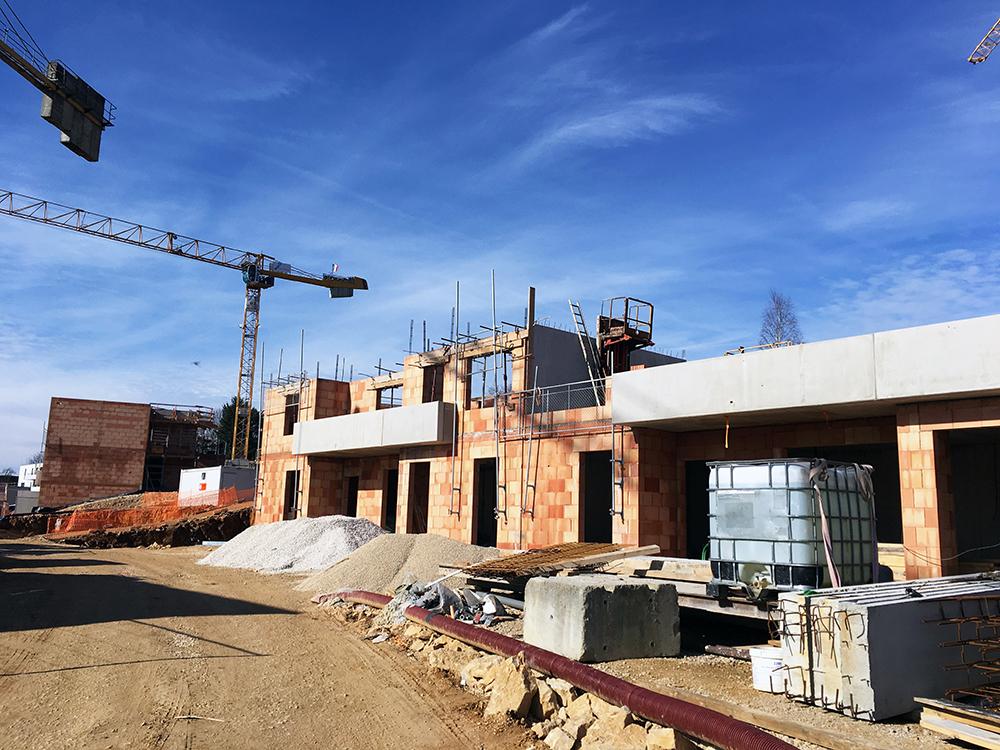 Immobilier neuf à Besançon quartier des Tilleroyes