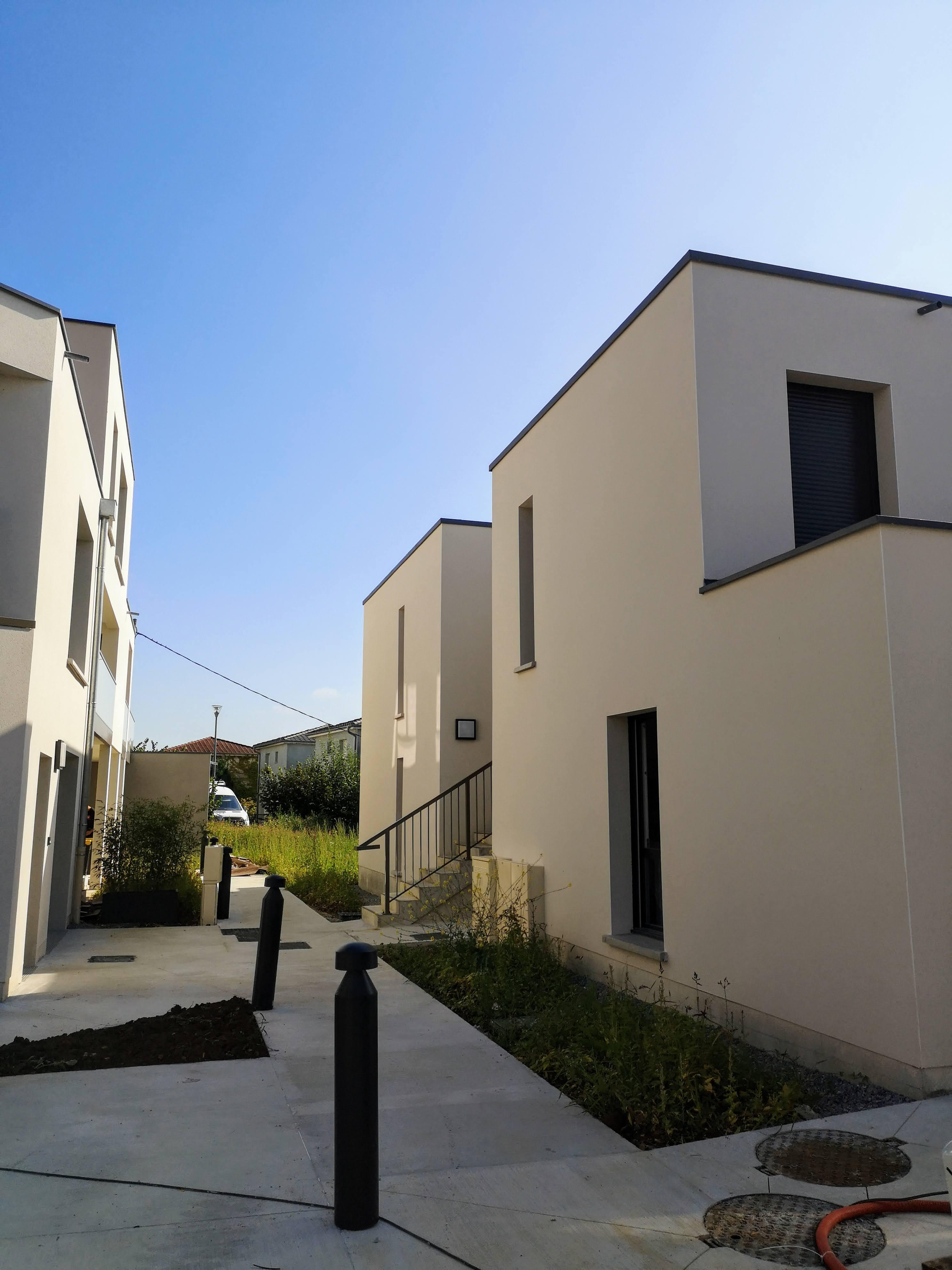 Livraison des appartements du secteur I au quartier O2 !