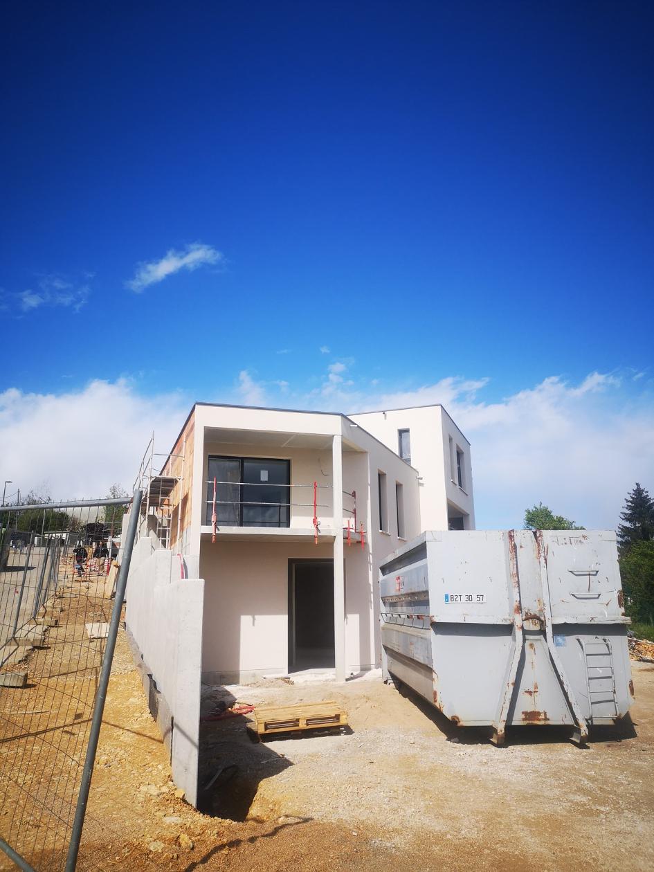 Appartements neufs à vendre à Besançon quartier Oxygène