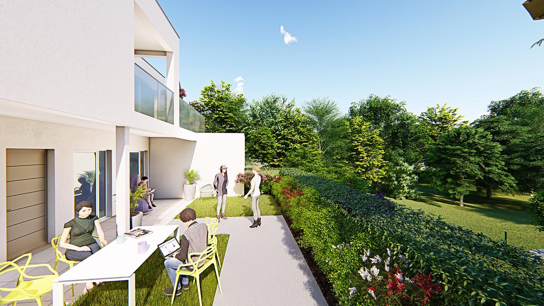 Achat appartement neuf Besançon