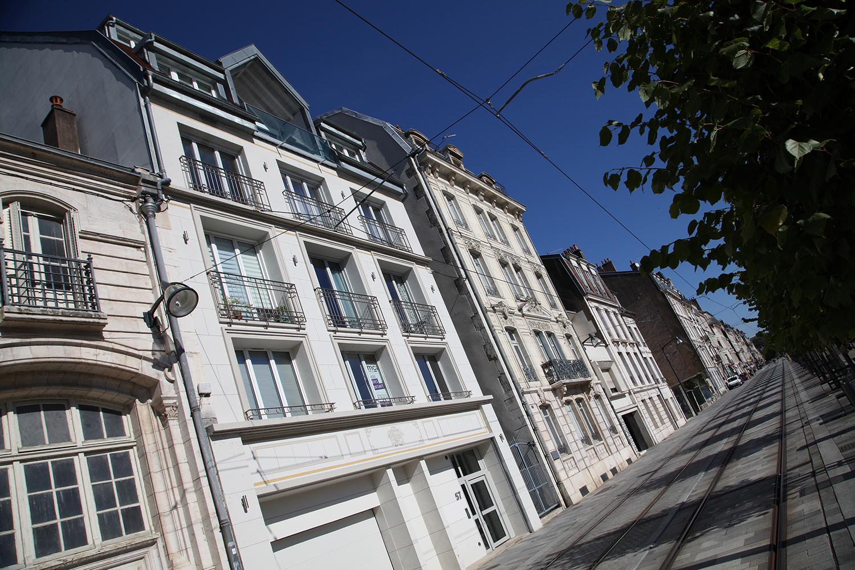 Résidence Doubs Regard Besançon
