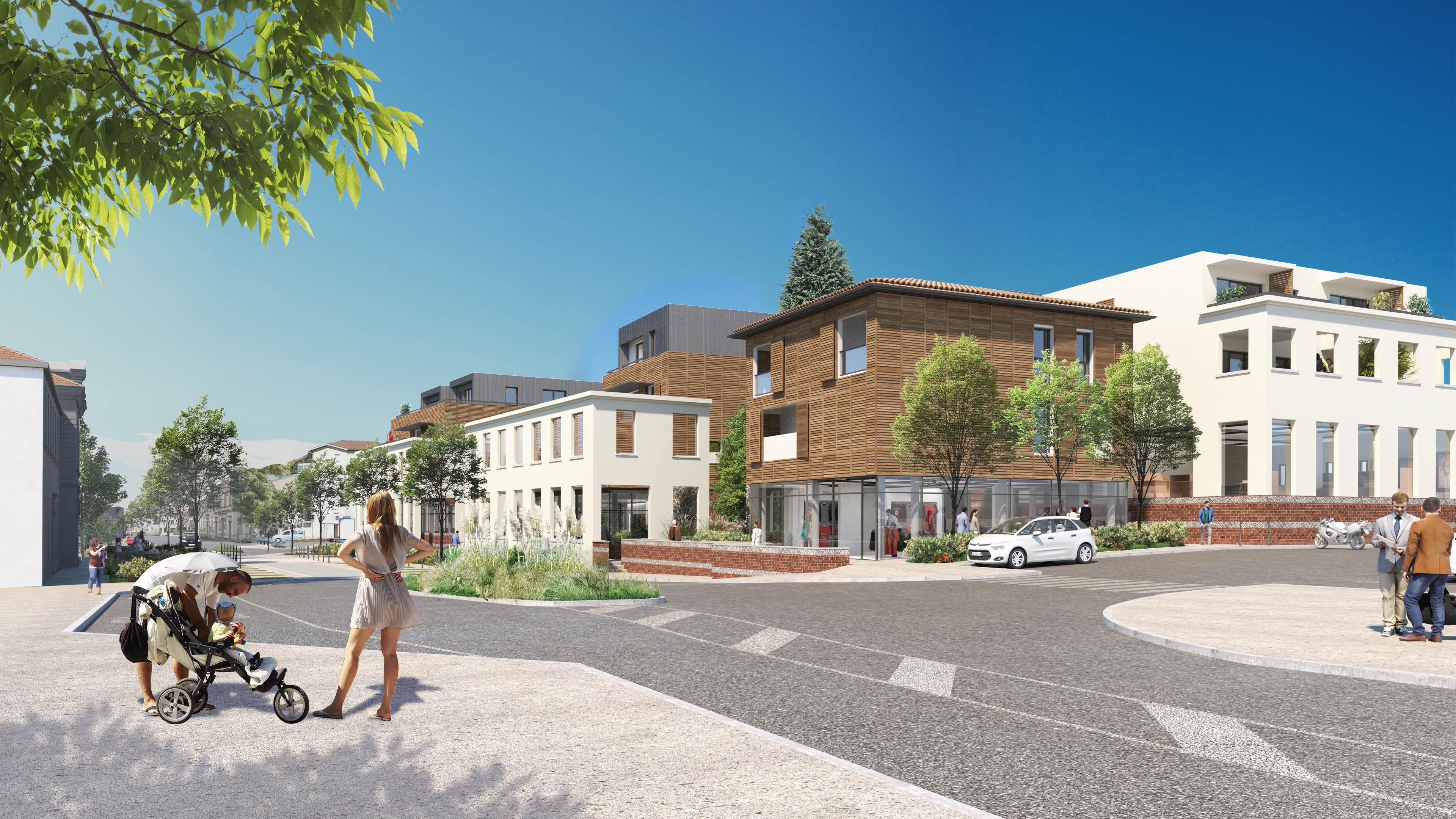Appartement neuf Genas Lyon