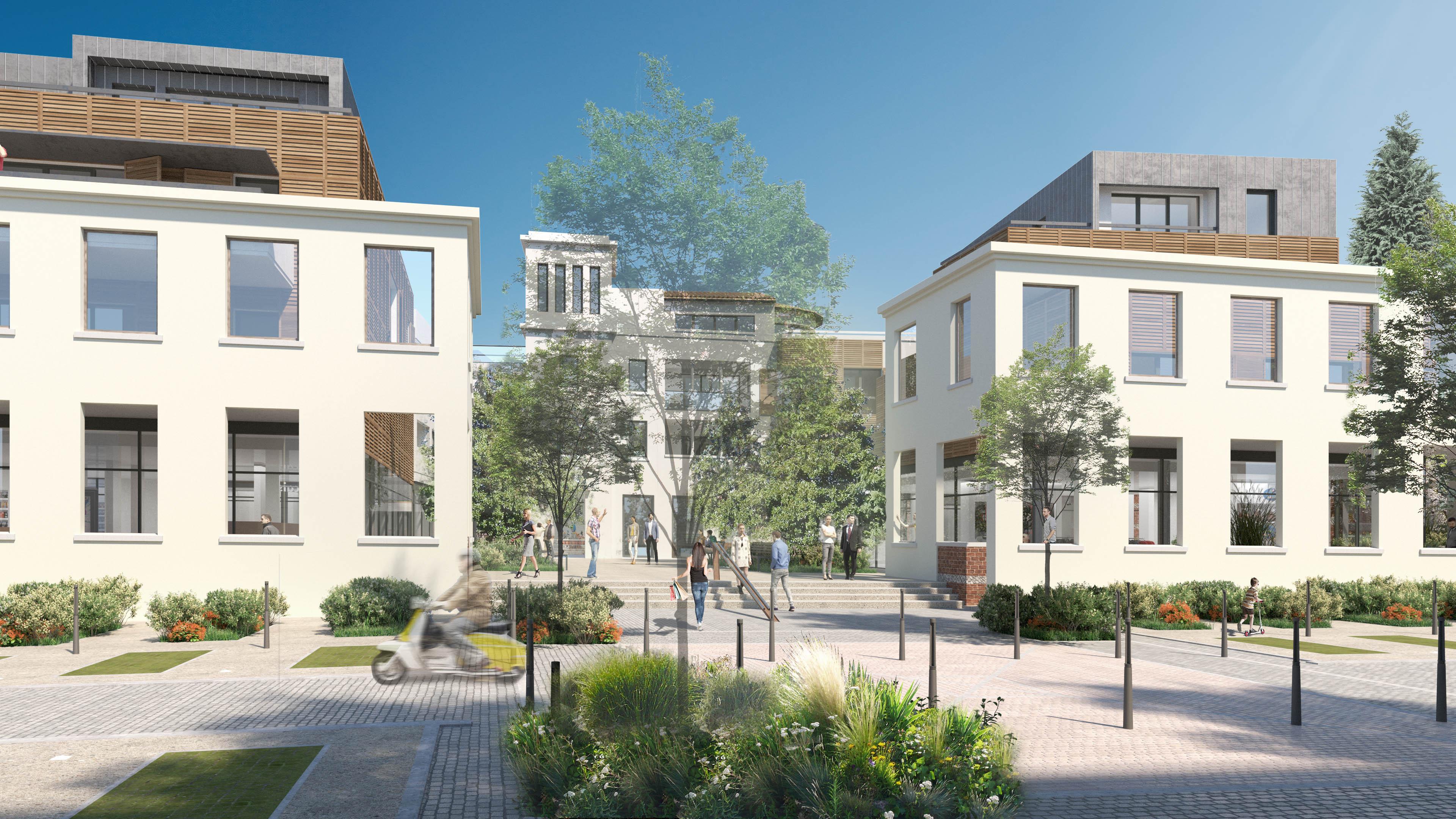 Immobilier neuf à Genas