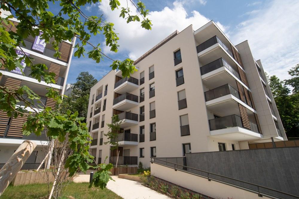 Immobilier neuf à Lyon 9 résidence Oh