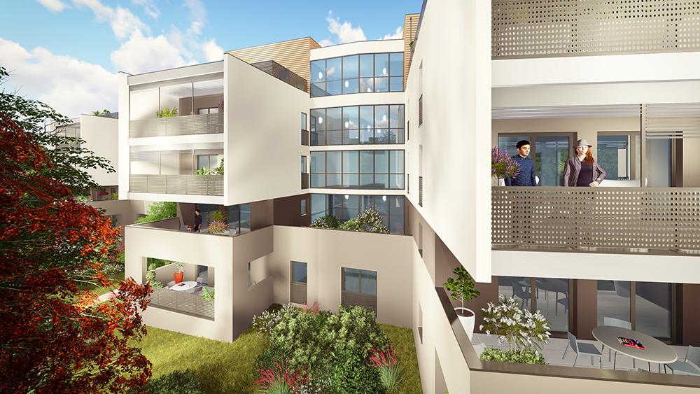 Programme immobilier Lyon