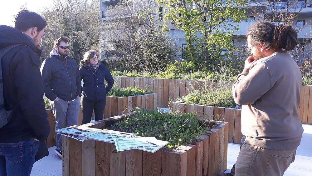 SMCI Gabriel - Soirée Jardins partagés