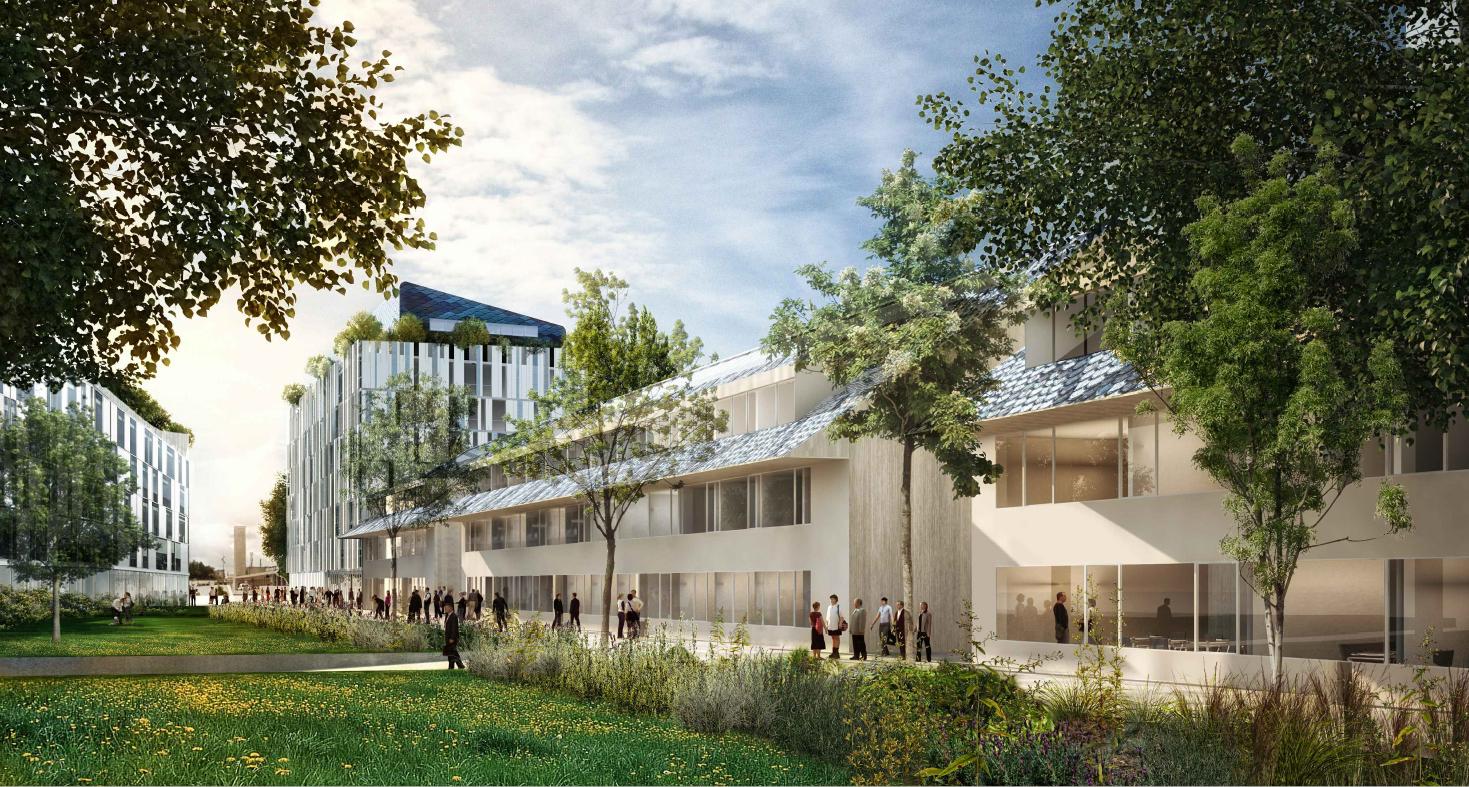 Programme immobilier Viotte Besançon