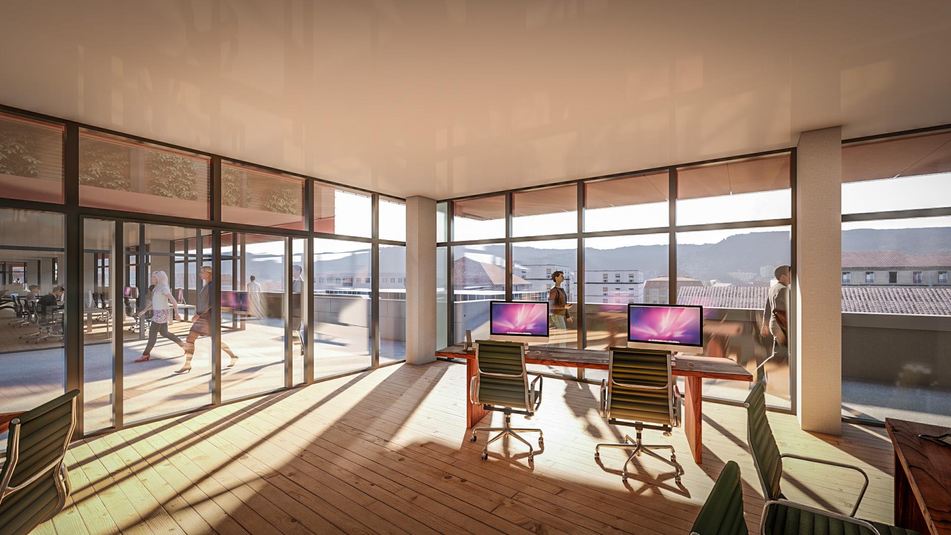La résidence Genius, nouveau programme immobilier à Besançon - appartement neufs