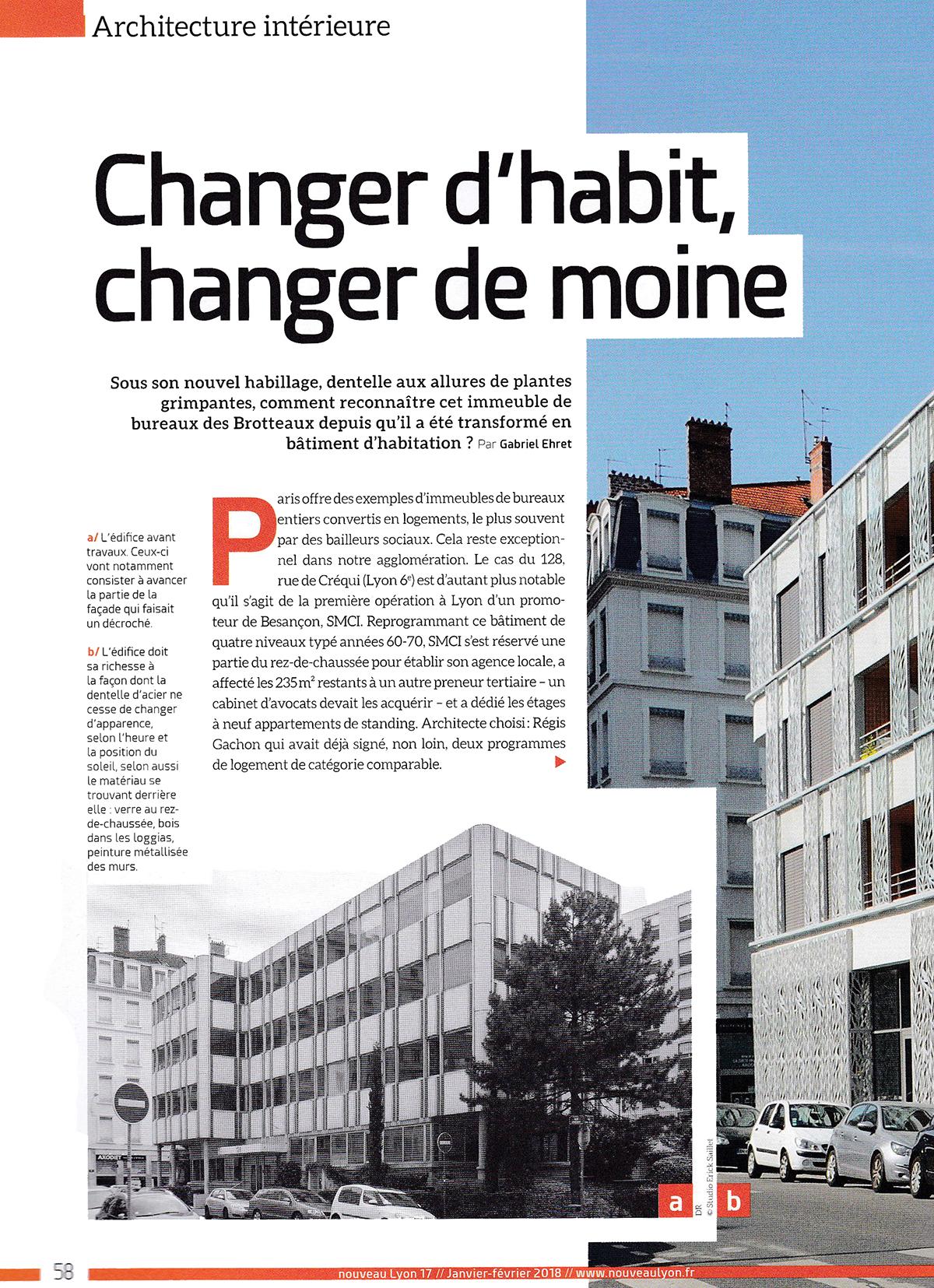 Nouveau Lyon Magazine, Le Cent 28 SMCI