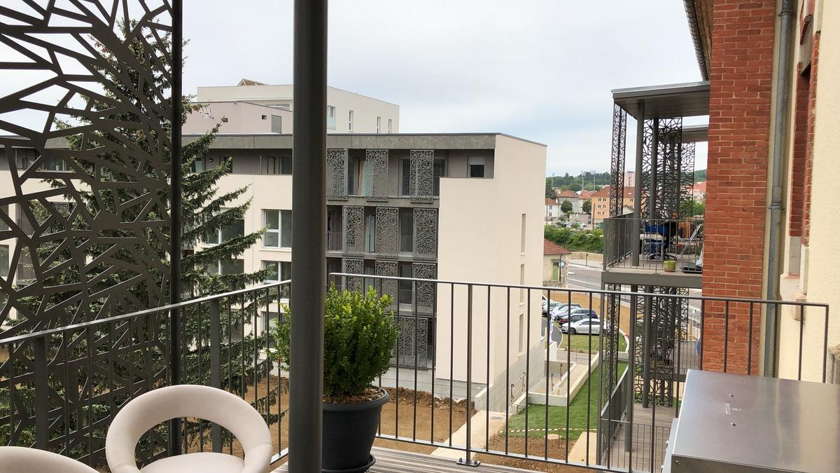 Appartement Résidence Parc Vauban à Besançon